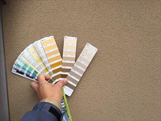 色合わせ,屋根外壁塗装