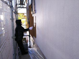 外壁塗装,ナノコンポジットWシーラー