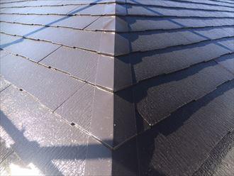 屋根塗装,クールコーヒーブラウン