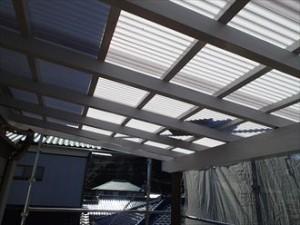 木更津市|破風板の劣化は軒天の剥がれに繋がります
