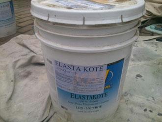 佐倉市|エラストコートでモスグリーンの外壁へ!屋根外壁塗装工事完工です!