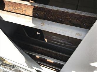 袖ケ浦市|サッシ部分のコーキング劣化調査