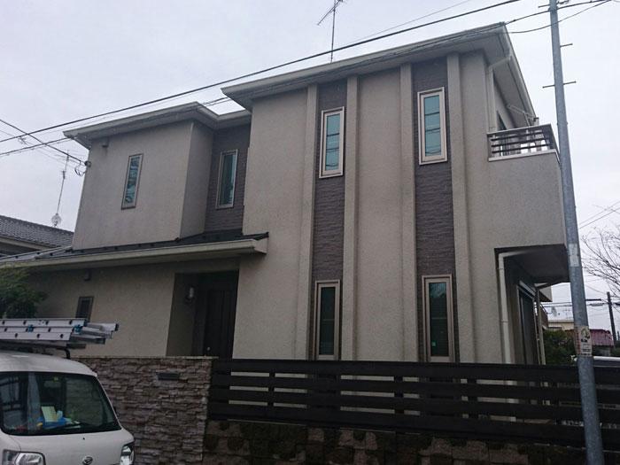 屋根塗装|横浜市旭区