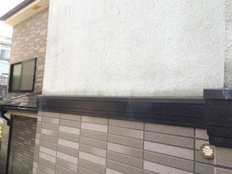 横浜市南区 外壁塗装と目地塗装のカラーシミュレーション