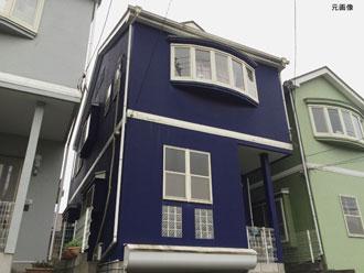 藤沢市 屋根塗装 外壁塗装 カラーシミュレーション 元画像