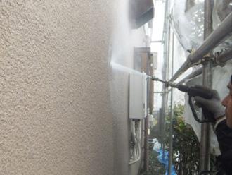 川崎市麻生区|屋根点検とモルタル外壁塗装の現地調査です