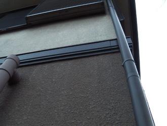 横浜市青葉区 ナノコンポジットWで外壁塗装 塗装前の外壁
