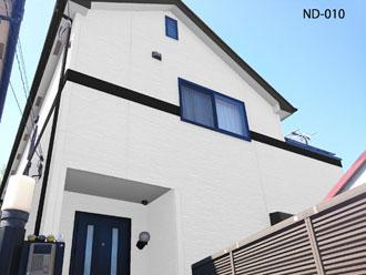 築30年住宅にてサーモアイSi(クールディープグレー)でのスレート屋根塗装工事を実施