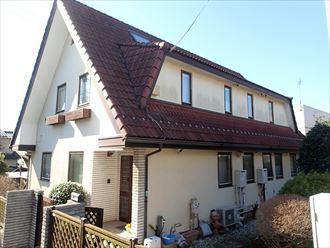 鎌ケ谷市,屋根外壁塗装