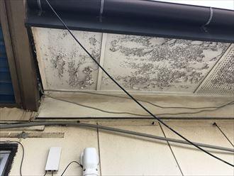 袖ケ浦市|外壁塗装のチョーキングが酷くなったので塗り替え時期か検討中