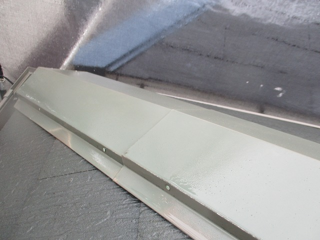 大阪市淀川区 屋根塗装 屋根塗替え 高圧洗浄