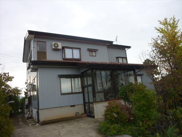 上越市板倉区 外壁屋根塗装・内装リフォーム工事終了