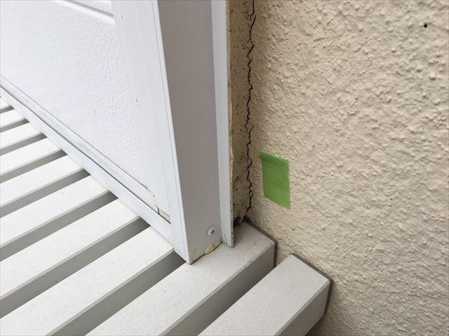 小牧市光ヶ丘で、屋根・外壁塗装の見積もり依頼、現場調査・劣化診断に来ました