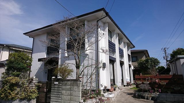 仙台市泉区鶴ヶ丘 無機ハイブリットで外壁屋根全塗装