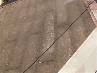 スレート屋根塗装点検