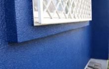 フッ素塗料で塗装されたお住まいの外壁