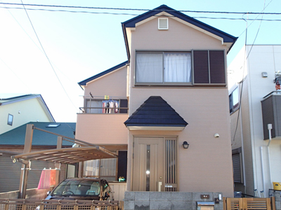 千葉県 八千代市 外壁塗装 屋根塗装 完工後