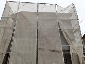 千葉県 八千代市 屋根の高圧洗浄