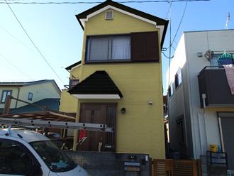 千葉県 八千代市 屋根塗装 外壁塗装 足場架設