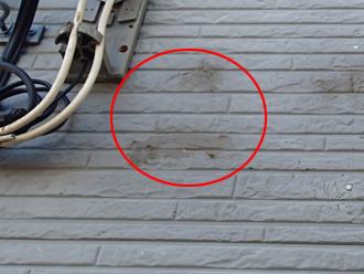 千葉県 八千代市 屋根塗装 外壁塗装 外壁点検 チョーキング