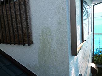 印旛郡 外壁洗浄前
