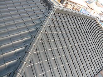 印旛郡 屋根塗装 下塗り
