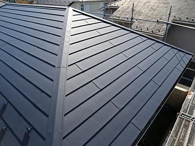 千葉県 市原市 外壁塗装 屋根塗装 完了後2