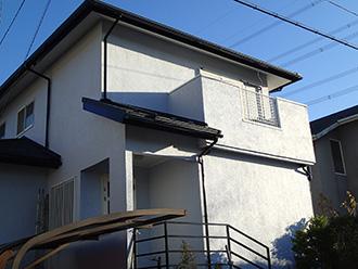 千葉県 市原市 外壁塗装 完成