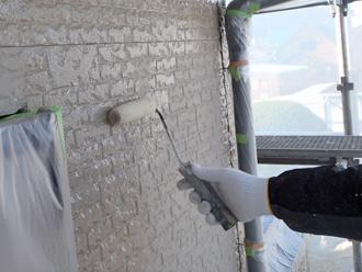 千葉県 館山市 外壁塗装 目地補修 コーキング注入