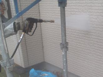 千葉県 館山市 屋根の高圧洗浄