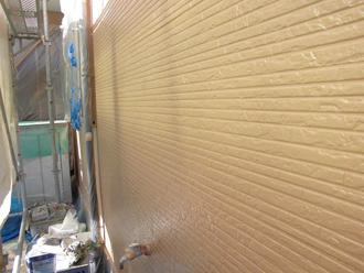 千葉県 八千代市 外壁塗装 目地補修 コーキング注入