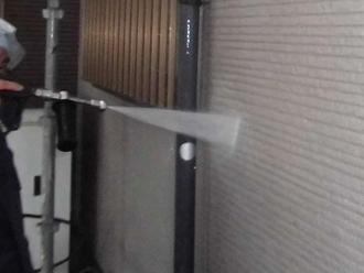 千葉県 八千代市 屋根の高圧洗浄機