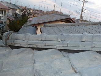 印旛郡 漆喰詰増し 完工