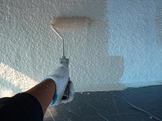 印旛郡 外壁塗装 下塗り