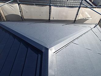 千葉県 市原市 屋根カバー工法 完成