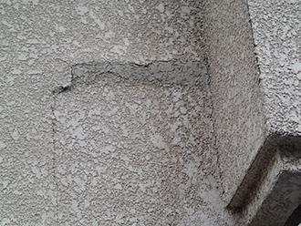 千葉県市原市 屋根カバー 外壁塗装 モルタル外壁補修修 点検 外壁の爆裂