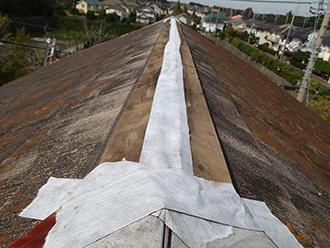 千葉県市原市 屋根カバー 外壁塗装 モルタル外壁補修修 点検 屋根 養生