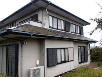千葉県 館山市 屋根カバー工法 外壁塗装 外壁点検